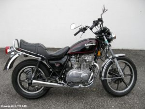 Kawasaki LDT 440