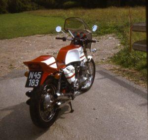 Honda 750 Bimote